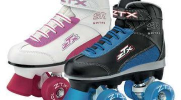 Pacer ZTX Kids Outdoor Skates