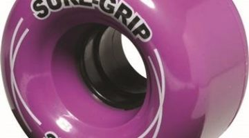 Sure-Grip Aerobic Purple